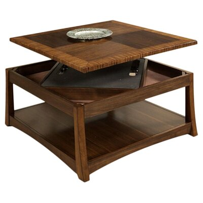 Milan Dual Coffee Table with Dual Lift-Top by Somerton Dwelling
