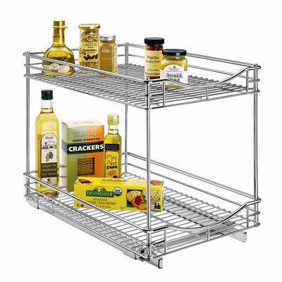 """Lynk® Professional 11"""" x 21"""" Roll Out Double Drawer"""