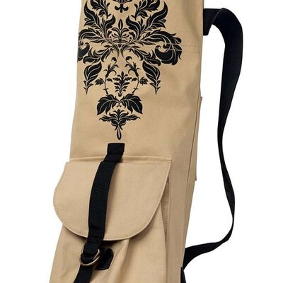 Damask Mat Bag by Gaiam