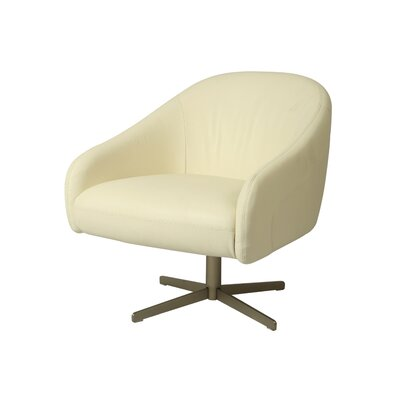Dawsonville Leather Chair by Pastel Furniture