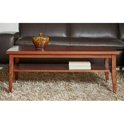 Wood Coffee Table by Jesper Office