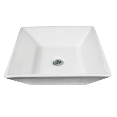 Vessel Bathroom Sink Product Photo
