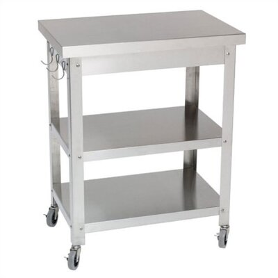 Stainless Steel Kitchen Cart Product Photo