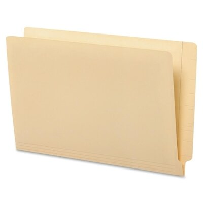 Globe Weis End Tab Folder (100 Per Box)