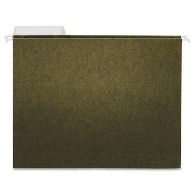Globe Weis Tabs Hanging File Folder (25 Per Box)