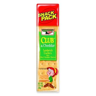 Kellogg's Club Cheddar Crackers