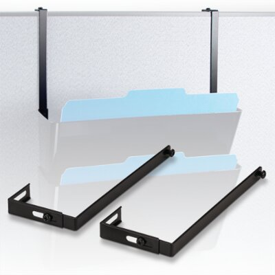 Officemate International Corp Universal Partition Hanger Set (2 Per Pack)