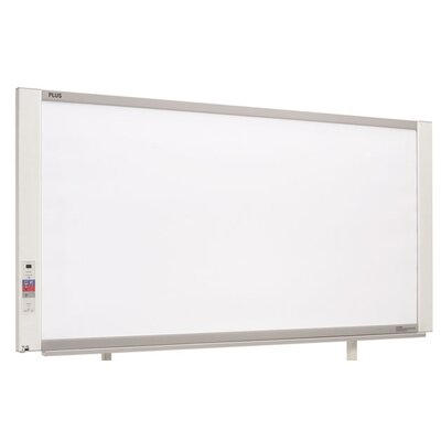 Plus M-18 Series Electronic Interactive Free-Standing Whiteboard, 3' x 6'