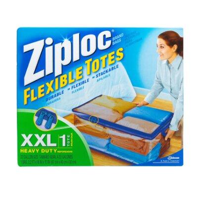Ziploc 22 Gallon XX-Large Flexible Tote (Pack 5) by SC Johnson