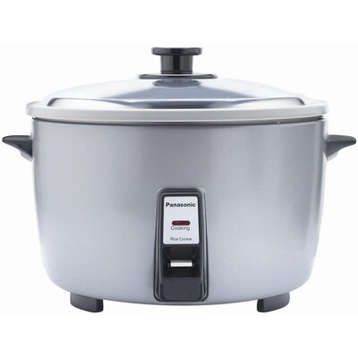 23-Cup Jumbo Rice Cooker by Panasonic