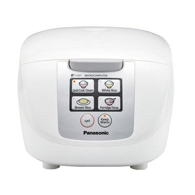 Panasonic® 5-Cup Rice Cooker
