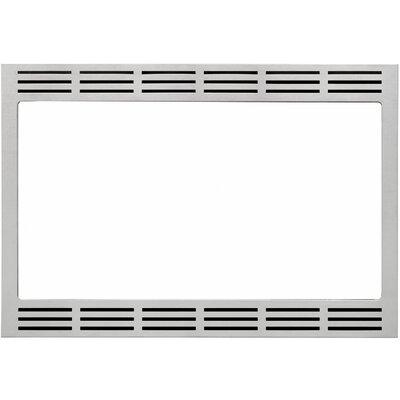 "2.2 Cu. Ft. Microwave 30"" Stainless Steel Trim Kit Product Photo"