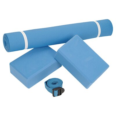 Sunny Health & Fitness Yoga Set