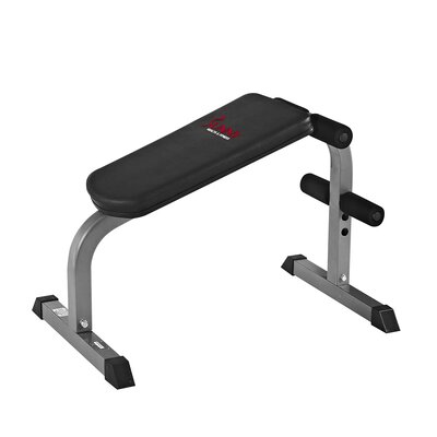 Heavy Duty Sit-Up Bench by Sunny Health & Fitness