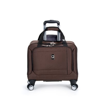 "Delsey Helium Breeze 4.0 17"" Spinner Trolley Tote"