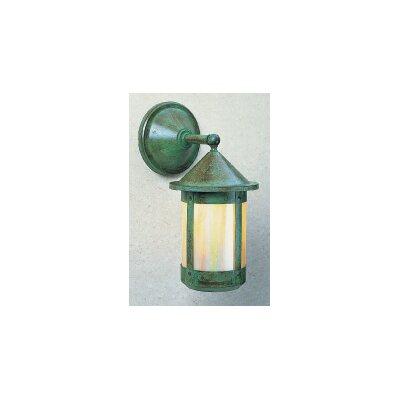 Arroyo Craftsman Berkeley 1 Light Wall Lantern