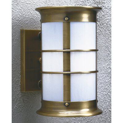 Arroyo Craftsman Newport 1 Light Sconce