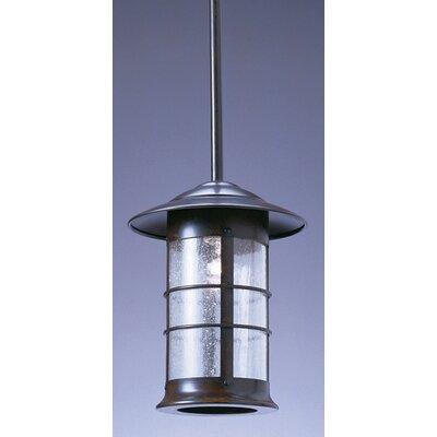 Arroyo Craftsman Newport 1 Light Outdoor Hanging Lantern