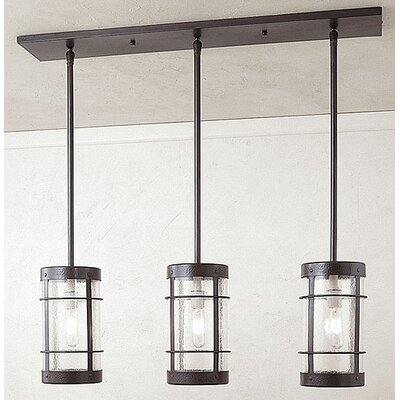 Valencia 3 Light Kitchen Island Pendant Product Photo