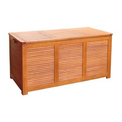 Outdoor Wood Deck Box by Atlantic Outdoor