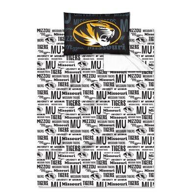 Collegiate Anthem Missouri Sheet Set by Northwest Co.