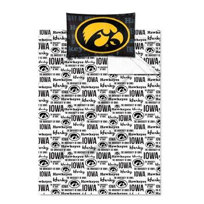 Collegiate Anthem Iowa Sheet Set by Northwest Co.
