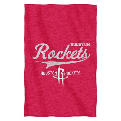 NBA Rockets Throw Blanket by Northwest Co.