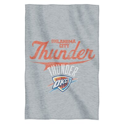 NBA Thunder Throw Blanket by Northwest Co.