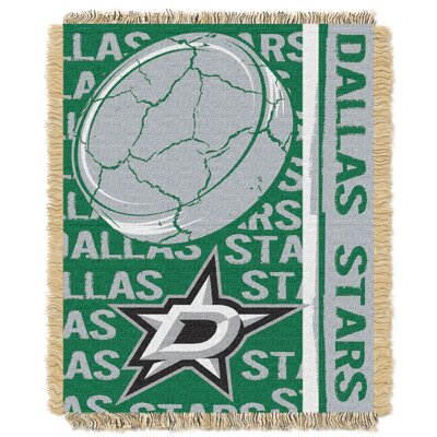 NHL Stars Double Play Woven Throw by Northwest Co.