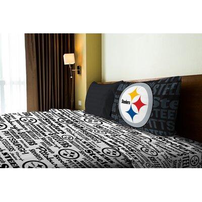 NFL Steelers Anthem Sheet Set by Northwest Co.
