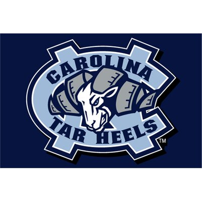 College Novelty Rug - North Carolina by Northwest Co.