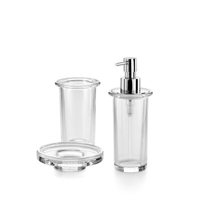 Saon Bathroom Accessories Set by WS Bath Collections