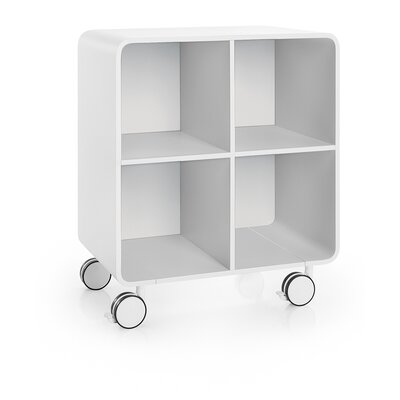 WS Bath Collections Linea Storage Cabinet