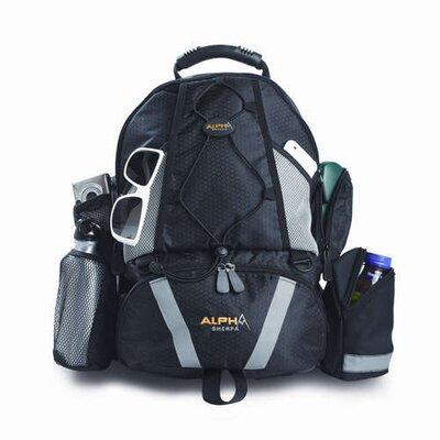 Baby Sherpa Alpha Diaper Backpack by Go-Go Babyz