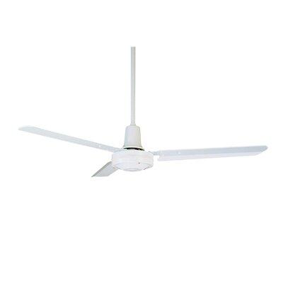 "48"" Heat Industrial 3 Blade Ceiling Fan Product Photo"