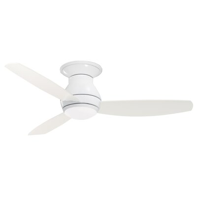 """52"""" Curva Sky 3 Blade Ceiling Fan with Remote Product Photo"""