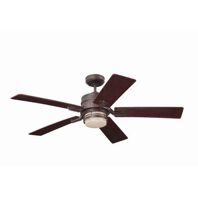"54"" Transitional Amhurst 5 Blade Ceiling Fan Product Photo"