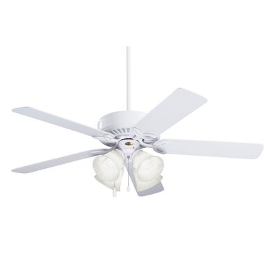 "50"" Builder Plus 5 Blade Ceiling Fan Product Photo"
