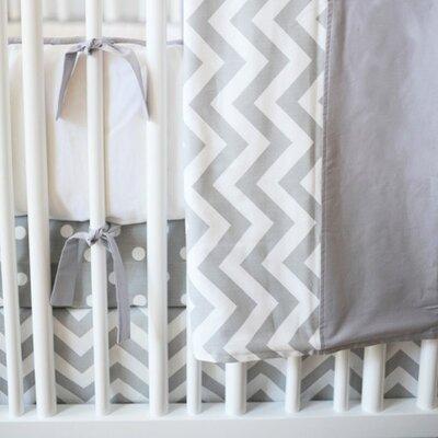 Zig Zag Baby 2 Piece Crib Bedding Set by New Arrivals