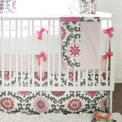 Ragamuffin 4 Piece Crib Bedding Set by New Arrivals