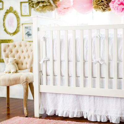 Madison Avenue 3 Piece Crib Bedding Set by New Arrivals