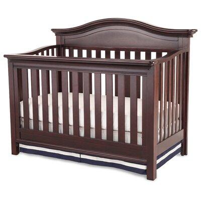 SlumberTime Augusta Molasses Crib 'N' More by Simmons Kids