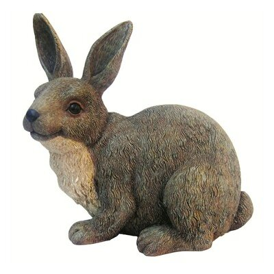 Brother Rabbit Statue by Michael Carr