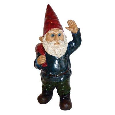 Michael Carr Hi Neighbor Gnome Statue