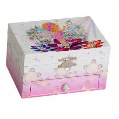 Mele & Co. Ashley Girl's Musical Ballerina Jewelry Box