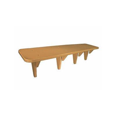 Sandlock Sandboxes Bench Seat