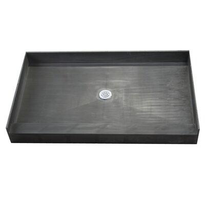 Bath Tub Replacement Rectangular Shower Base Product Photo