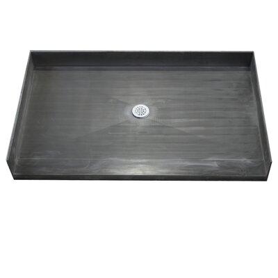 Barrier Free Polyurethane Rectangular Shower Base Entry Product Photo