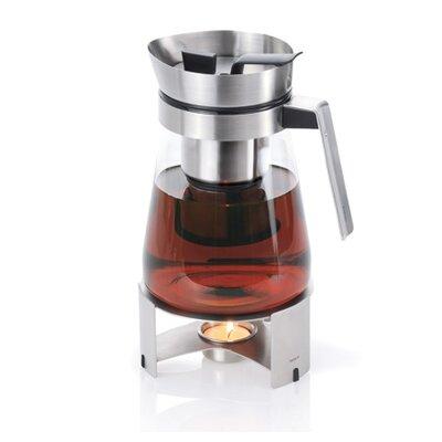 Blomus Sencha 1.03-qt. Teapot Maker and Warmer Set