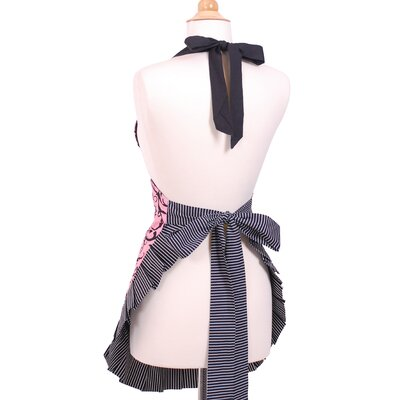 Flirty Aprons Women's Apron in Chic Pink